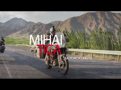 Motorcycle travel - Europe and Central Asia