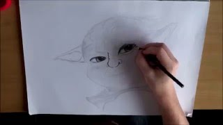 Video Yoda drawing Timelaps (Star Wars - theme). download MP3, 3GP, MP4, WEBM, AVI, FLV November 2017