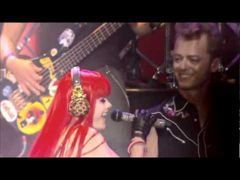 Aqua - Barbie Girl.( Live 2009)