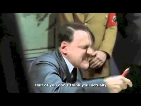 Hitler Fantasy Football Commissioner