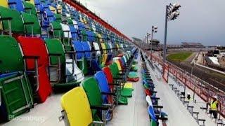 Inside Daytona Speedway's $500-Million Revamp