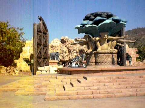 Sun City. Lost City Resort. South Africa