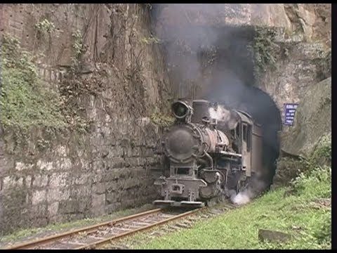 Steam in China 2007 Narrow Gauge Part 4 of 4 - Shibanxi