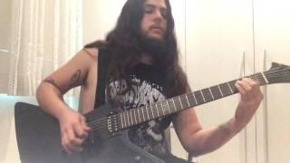 Dopethrone - Scum Fuck Blues [Guitar Cover]