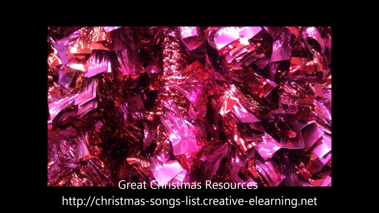 Christmas Songs List - Jolly Old St Nick.wmv - YouTube