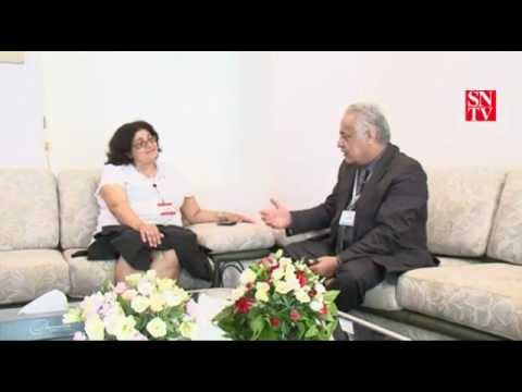 Interview Mme Dalila BEN YAHIA- DG du Textile et de l'Habillement en Tunisie-Texmed 2012