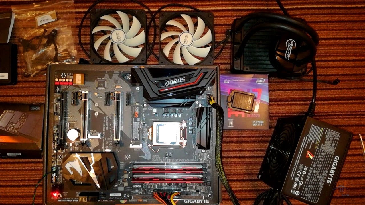 Kupio sam sebi Gigabyte Z370 AORUS Ultra Gaming za i7 8700k procesor