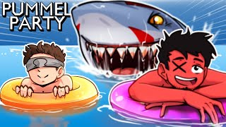 Pummel Party - NEW GAME MODES!!!! SHARKLIRIOUS IS HUNGRY!
