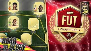NOWY SKŁAD za 400K w FUT CHAMPIONS! | FIFA 20 Ultimate Team RTG [#11]