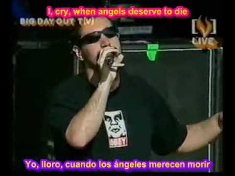 SUBTITULADA CHOP SUEY SYSTEM OF A DOWN SUBTITULOS ESPAÑOL- INGLES LYRICS LEGENDADA