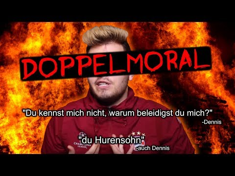 #Doppelmoraldennis - Geschichten, Skandale und 'ne Menge Heuchelei (ft. CreativeRoman)