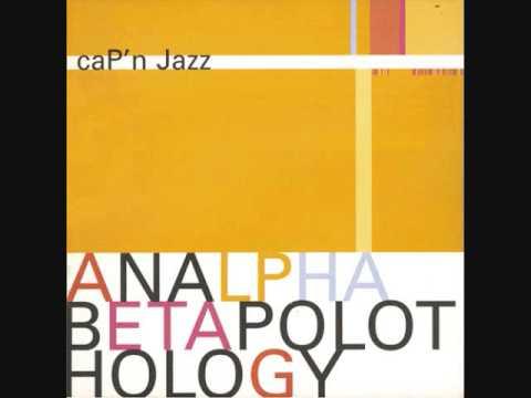 Cap'n Jazz - We Are Scientists