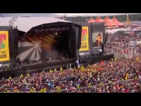 KEANE - Everybody's Changing Live T In The Park 2012