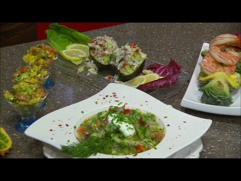 Superfoods with Chef Walter Staib: Avocado