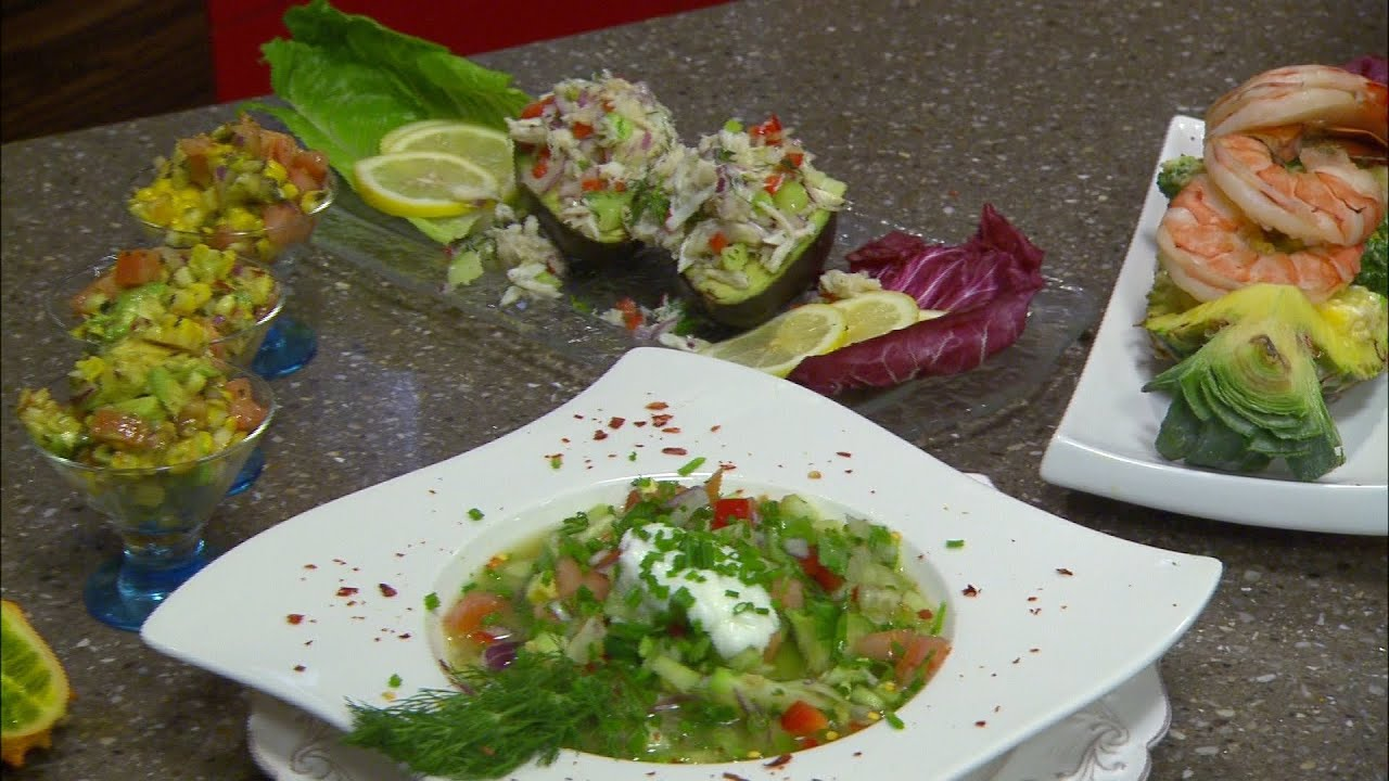 Download Superfoods with Chef Walter Staib: Avocado