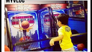 Chuck E Cheese Games l Indoor family fun playground for kids