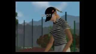"""Tiger Woods PGA Tour 10 - """"Play Now"""" Riviera Country Club Front 9"""
