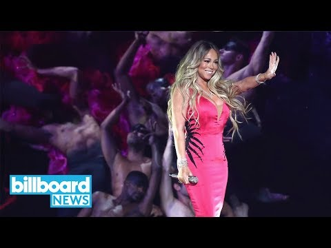 Mariah Carey Gives First TV Performance of 'With You' at 2018 AMAs | Billboard News Mp3