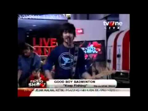 WEEZER - KEEP FISHIN' (Cover by GoodBoyBadminton)   Live @ RadioShow TVONE