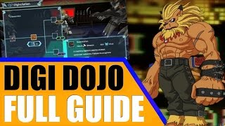 Digimon World: Next Order - The Digivolution Dojo Explained | Everything You Need to Know!