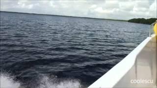 coolescu: Speedboat,Laguna La Redonda,Part 2,Ciego de Avila Province,Cuba [HD]