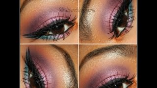 MAKEUP TUTORIAL Fall  Cocktail Thumbnail