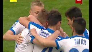 Дніпро - Ворскла - 2:0. Відео голу Довбика