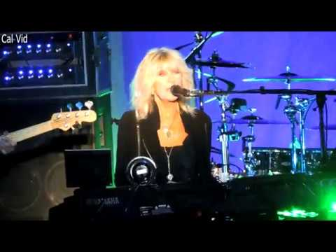 Lindsey Buckingham & Christine McVie Sleeping Around The Corner/Feel About You/In My World Live 2017