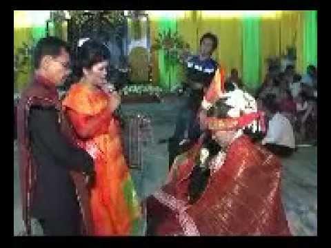 batak wedding borhat ma dainang