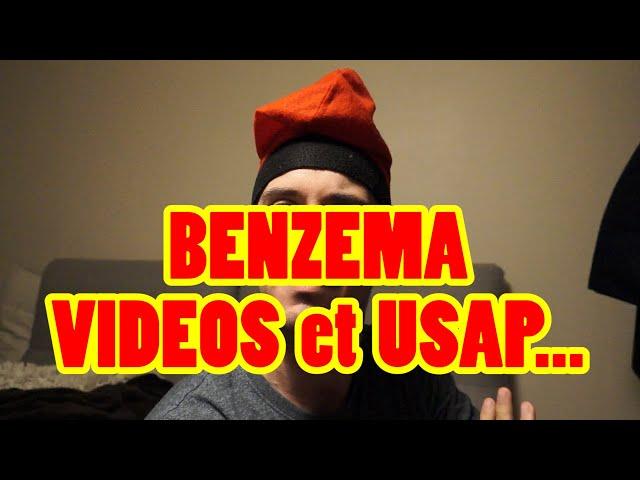 benzema, videos et usap