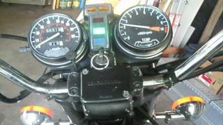 Westcoast Garage / Rebirth of 1980 Honda CX500