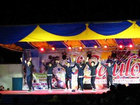 Saulog Zamboanga del Norte Hip Hop Competition