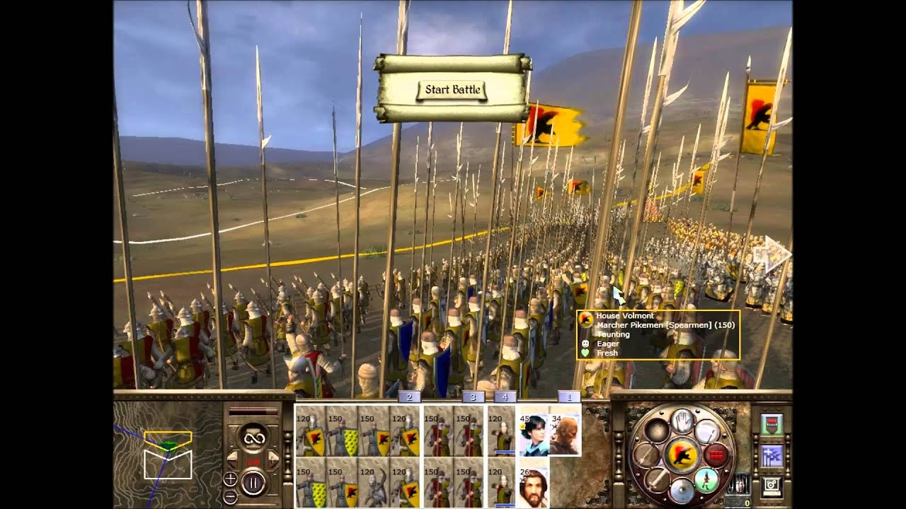 Four of the most promising Game of Thrones mods - VG247