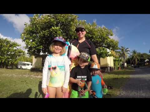 Days 11-14: A family in paradise on the Cocos (Keeling) Islands