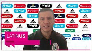 "Jaime Lozano: ""Es raro ver a un futbolista tan profesional como JJ Macías"""