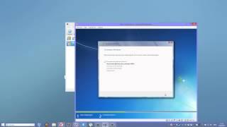 Установка Windows 7 x64 на VirtualBox(виртуальную машину)