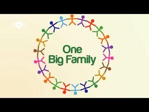 Maher Zain - One Big Family   عائلة واحدة كبيرة - مترجمة