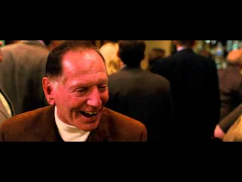Laughing old man in silver lining playbook