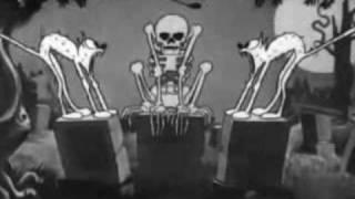 Skeleton Dance vs  Dia de los Muertos