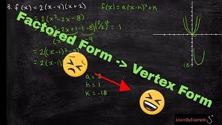 How to sketch quadratics Examples!