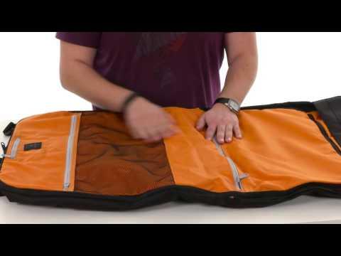 2cf033220 Victorinox - Werks Traveler 5.0 - WT Deluxe Garment Sleeve SKU:8560924 -  YouTube