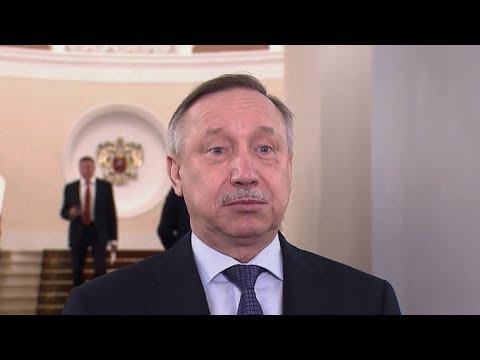 Встреча Путина и губернаторов. Комментарий Беглова