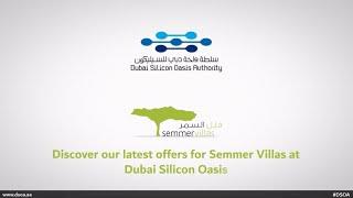 Semmer Villas at Dubai Sillicon Oasis