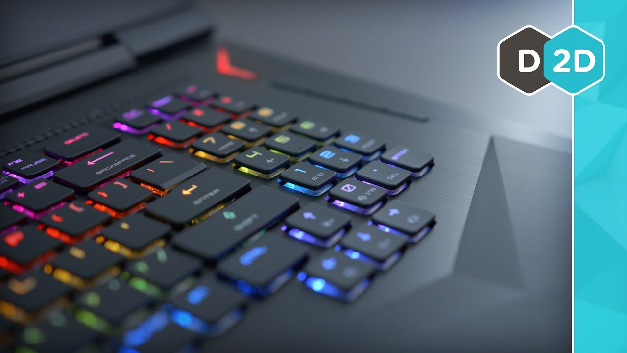 This Laptop Has EVERYTHING You Want For Gaming!