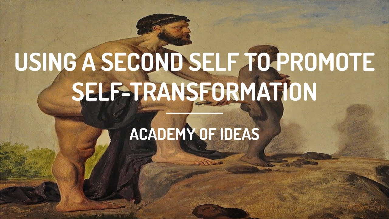 Using a Second Self to Promote Self-Transformation