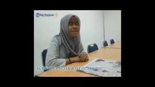 Kisah Agustina Mencari Ibu Kandung