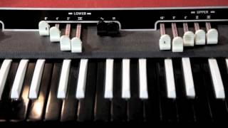 Vox Super Continental Organ - Tommy's Tracks Vintage Keyboards