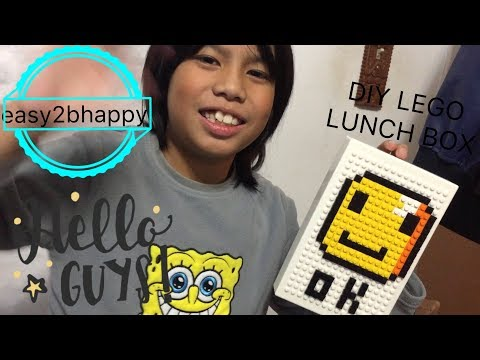 DIY LUNCH BOX WITH JJ