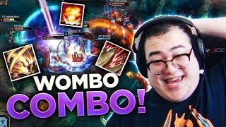 WOMBO COMBO! TWITCH RIVALS QUARTER FINALS | Game 1/3 w/Boxbox, Locodoco, Starsmitten & Seanic