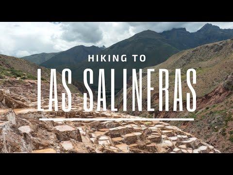 Las Salineras - Maras, Peru - Hiking Adventure